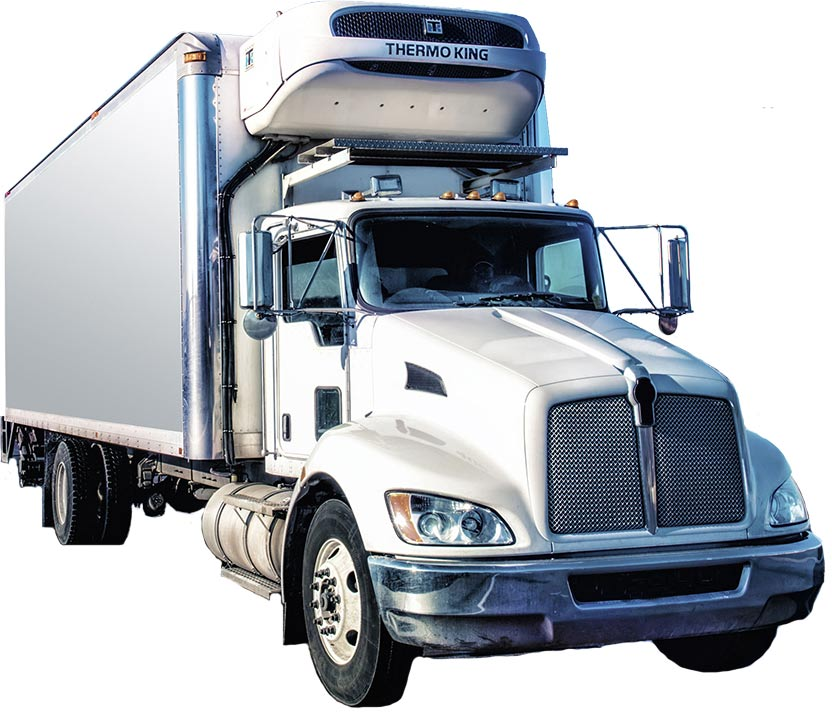 Complete Line Of Self Powered Truck Refrigeration Units