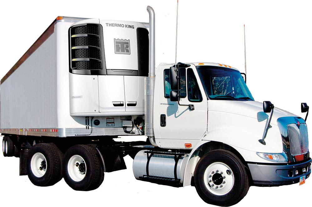 Rent Refrigerated Storage Trailers Here | Thermo King Roanoke